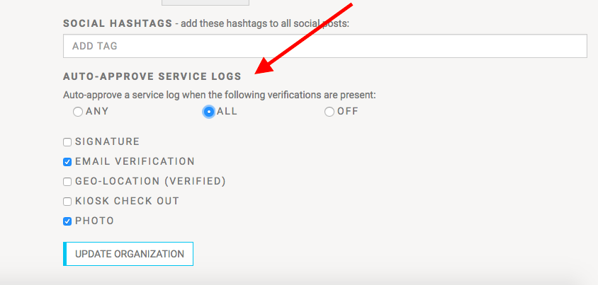 MobileServe Auto Approve Service Logs